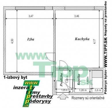 pôdorys-1izbový byt bez balkona.JPG