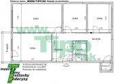 Veľkoplošný 4-izbový byt s veľkou predizbou a komorou loggiou, pôdorys 2x6MK