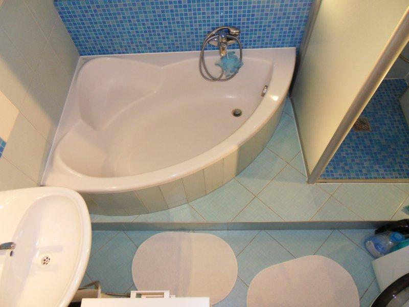 Prestavba kúpeľne