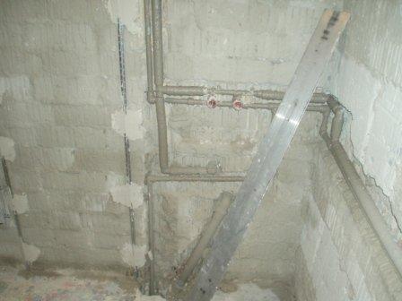 Rekonštrukcia kúpeľne - Vodoinštalácia kúpelne